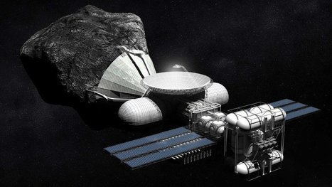 Asteroid Mining: What Materials Will be Mined? | Vous avez dit Innovation ? | Scoop.it