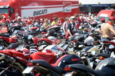 Los Angeles Ducati Week 2015 | Ductalk Ducati News | Scoop.it