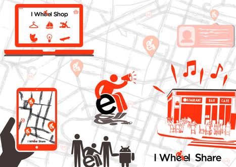 I Wheel Share, carte collaborative avec témoignages géolocalisés liés au handicap pour penser une accessibilité globale. | Soutenir les start-ups! | Scoop.it