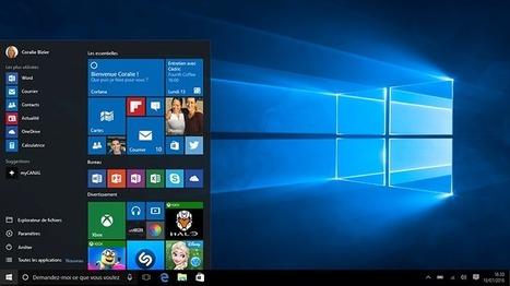 Actu : La prochaine mise à jour majeure de Windows 10 est pour bientôt | Méli-mélo de Melodie68 | Scoop.it