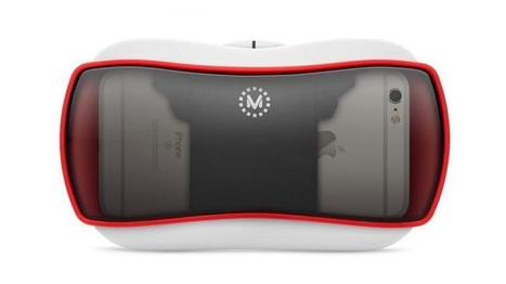 Apple propose désormais un casque VR mobile sur son Store | Numeric Sapiens | Scoop.it