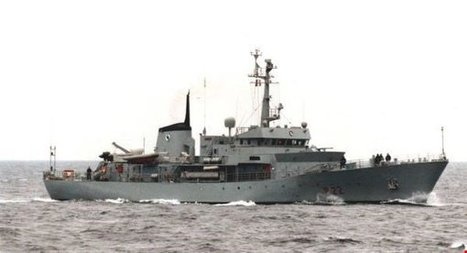 Asbestos removal from naval ships to cost taxpayer €500,000 | Asbestos | Scoop.it