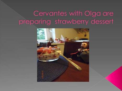 Cooking with Olga - | Miguel de Cervantes, Spain | Scoop.it