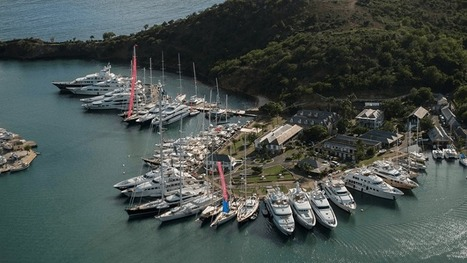 The Upcoming Antigua Yacht Charter Show 2016 | Yachting | Scoop.it