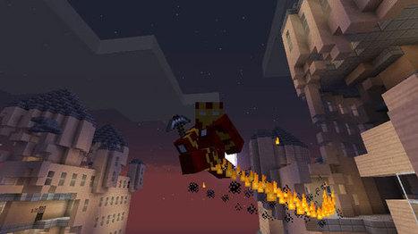 Super Heroes Mod for Minecraft 1.5.1/1.5/1.4.7 | Free Download Minecraft | Scoop.it