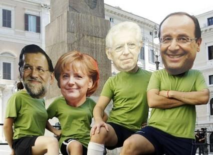 UE et crise de la dette : ce n'est pas le dernier « sommet de la dernière chance » | ECONOMIE ET POLITIQUE | Scoop.it
