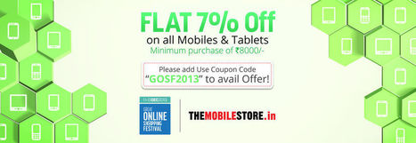 Online Shopping Latest Mobiles and Tabs in India | Mobile & Tablets | Scoop.it