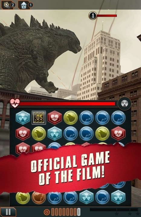 Godzilla Smash3 MOD APK (Everything Unlocked) | Only Android Apk | Only Android APK=> onlyandroidapk.com | Scoop.it