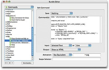TextMate — The Missing Editor for Mac OS X | iOS Dev Central | Scoop.it