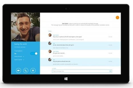 Skype Translator is the most futuristic thing I've ever used | Jewish Education Around the World | Scoop.it