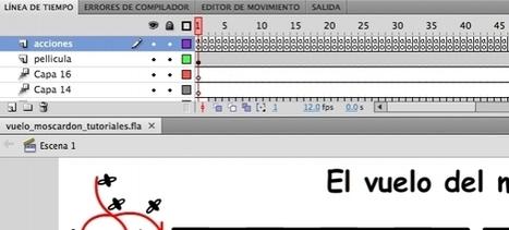 Creación de musicogramas en Flash (tutoriales) | Enseñanza de la Música en Secundaria y uso de las TIC | Scoop.it