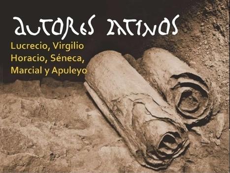 L2: Autores latinos tratados individualmente | TABELLAE MAGISTRI | Scoop.it