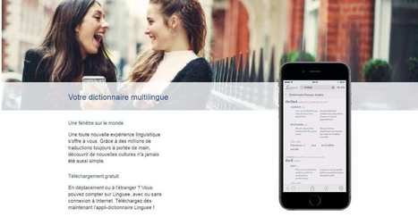 Un dictionnaire multilingue pour Android, Linguee | Des ressources numériques pour enseigner | Scoop.it