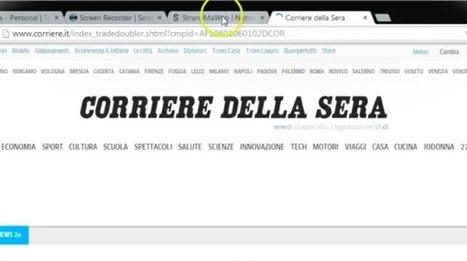 Il Corriere.it ha gonfiato il proprio traffico internet con l'acquisto di clic fasulli - Wired | trepuntozero R&D | Scoop.it