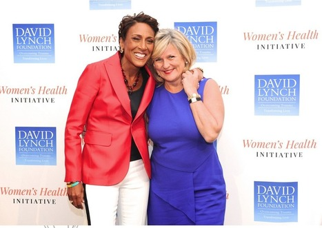 """Women in the Media Who Meditate"" Luncheon Raises Funds to Teach TM to At-Risk Women and Children - David Lynch Foundation Blog 