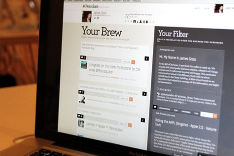 Percolate Bubbles Up News For Easier Content Creation @PSFK | Social Reading & Writing: cultural techniques with social networks | Scoop.it