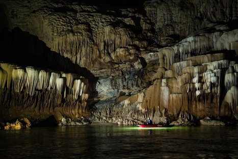 A Trip by Air and Kayak Through Tham Khoun Xe, One of the Largest Active River Caves on Earth | Stock Photography Business | Scoop.it