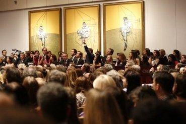 Francis Bacon et Lucian Freud, duo hypnotique - LaPresse.ca | Expressionnisme en peinture et sculpture | Scoop.it