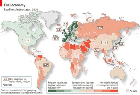 Global Fuel Economy | Sustain Our Earth | Scoop.it