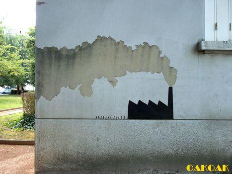 Sokak Sanatlarından Seçmeler | Minimal Art: Sadelik, Zeka ve Mizah. | Scoop.it