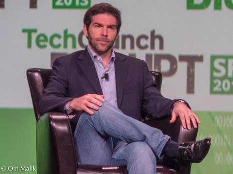 Jobs & the future of work according to LinkedIn CEO Jeff Weiner - GigaOM | Workplace Culture | Scoop.it