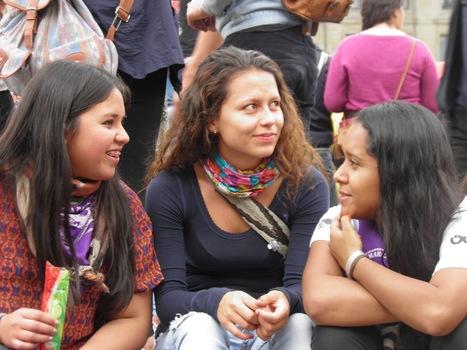 Género y juventud, ventanas hacia la nueva democracia | Genera Igualdad | Scoop.it