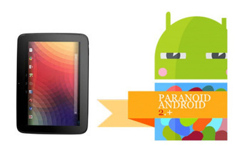 ParanoidAndroid for Nexus 10 | AndroidTuition | Scoop.it