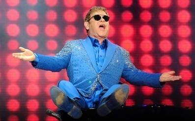 Elton John to rock Pompeii's Roman amphitheatre   Ancient History   Scoop.it