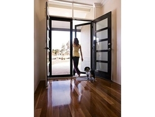 ClearShield security doors deliver safety in a chic package - Infolink Architecture & Building | Brisbane Fly Screen Repairs, Mesh Security Screens, Fly Screen Doors, Security Screens & Doors | Scoop.it