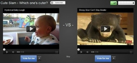"Google Unveils 'YouTube Slam', Now Compare Two Videos at a Time for One-on-One Battles | TechieApps | ""#Google+, +1, Facebook, Twitter, Scoop, Foursquare, Empire Avenue, Klout and more"" 