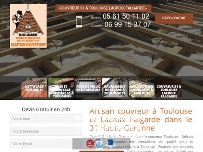 Occitane couverture mr bellisario | Annuaire SeObjectif | Scoop.it