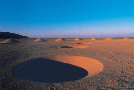 Desert Breath: A Monumental Land Art Installation in the Sahara Desert | Share Some Love Today | Scoop.it