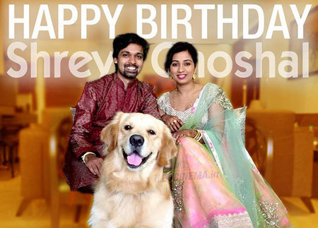 Happy Birthday to Shreya Ghoshal – Unknown facts   kollywood   Scoop.it