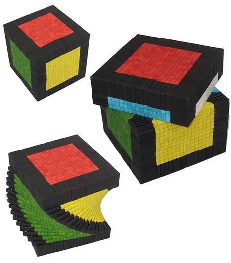 17x17x17 Rubik's Cube: *Head Asplodes* | All Geeks | Scoop.it