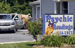 Albemarle psychic facing federal fraud charges - The Daily Progress   criminal law   Scoop.it