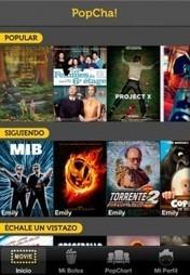 Telefónica lanza Popcha!, una aplicación para descubrir, recomendar y almacenar películas | Panorama Audiovisual | Big Media (Esp) | Scoop.it