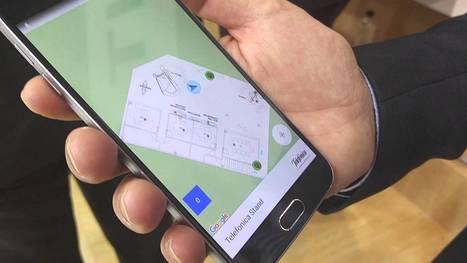¿Cómo localizar a una persona dentro de un edificio rápidamente? | Information Technology & Social Media News | Scoop.it