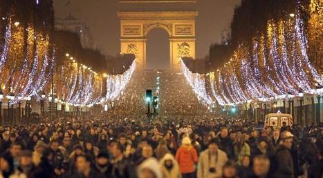 La vie cachée des Champs-Elysées... | Journaliste - Paris | Scoop.it