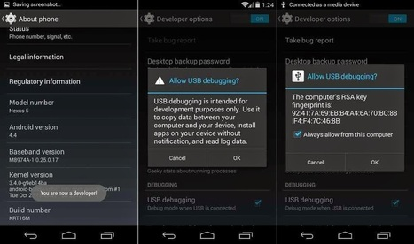 How to Unlock Bootloader of Your Nexus Devices | Tips for Android | Scoop.it