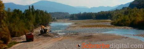 El pantano de Mediano está al 16% de su capacidad | Christian Portello | Scoop.it