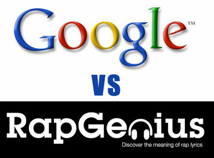 Google Destroys Rap Genius' Search Rankings As Punishment For ... | SEO | Scoop.it