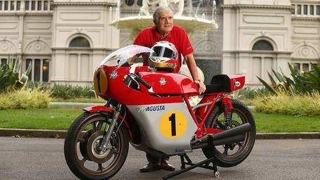 Agostini keeps eye on Stoner | Ductalk | Scoop.it
