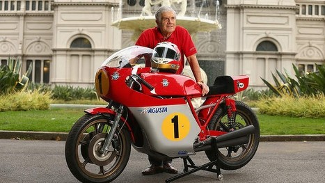 Agostini keeps eye on Stoner | Ductalk Ducati News | Scoop.it