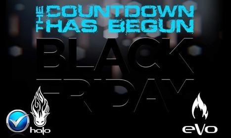 2016 Halo Cigs Black Friday Cyber Monday Sales Week   The ECCR Blog   Scoop.it
