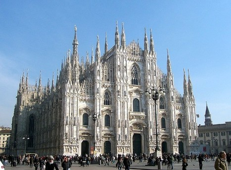 Pagan Temple Discovered beneath Milan's Cathedral | Ancient Religion & Spirituality | Scoop.it