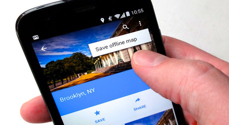 How to use Google Maps where you've no internet – Samsung Update | 21st century skills for the classroom | Scoop.it