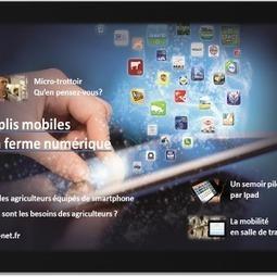 Agriculture et applications mobiles dans le secteur agricole | Smart agriculture & ruralité : | Scoop.it
