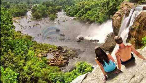 Athirappilly Falls in Kerala – God's Own Country | Kerala Backwater India | Scoop.it