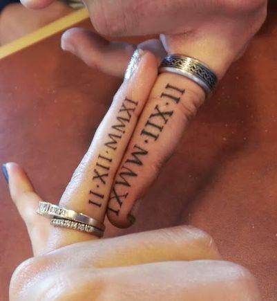 10 Awesome Wedding Ring Tattoo Ideas - MomsMags Fashion | Wedding Planning Ideas and Wedding Themes | Scoop.it