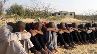 Péninsule du Sinaï : l'extrême détresse des migrants, en route vers Israël | Égypt-actus | Scoop.it